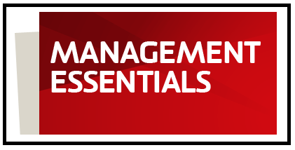 Management Essentials - Certification